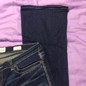 Buckle Jeans - BKE dark denim jeans